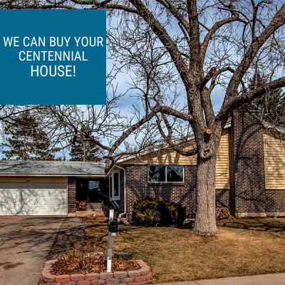 Sell your house fast in Centennial, CO. Contact Property Scouts Today.